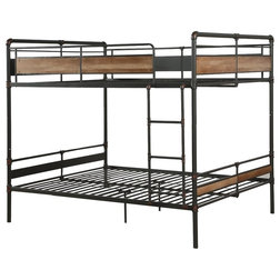Industrial Bunk Beds by Acme Furniture