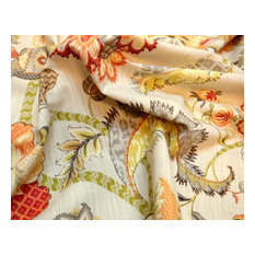 kaufman - Finders Keepers Spice Pkaufmann Fabric, Sample - Drapery Fabric