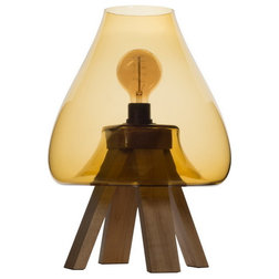 Midcentury Table Lamps by Casamotion