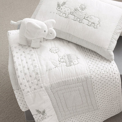Modern Baby Bedding by The White Company