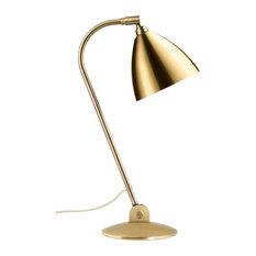 - Gubi Bestlite BL2 Bordslampa, Mässing / Mässing - Skrivbordslampor