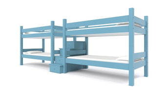 """Foreside"" Quadruple Bunk Bed"
