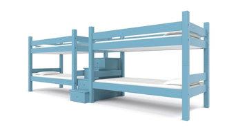 """Foreside"" Quadruple Bunk Bed"