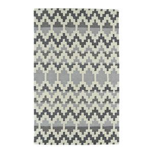 Kaleen Lakota Lkt03-75 Rug, Ivory , Dark Gray , Medium Gray, 2'x3'