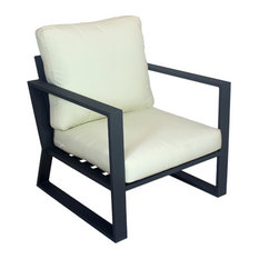 Outdoor Bolonia Relax Chair, Anthracite