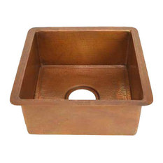 Square Kitchen Bar Sink by SoLuna, Cafe Natural