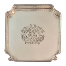 Engraved Gallery Tray, Square