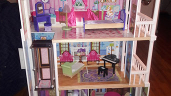 Little Toy Doll House (Small Handyman project)