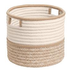 "Jaydon Basket - Sand 10""x10""x12"""