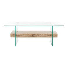 Safavieh - Safavieh Kayley Coffee Table - Coffee Tables