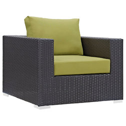Tropical Outdoor Lounge Chairs by Homesquare