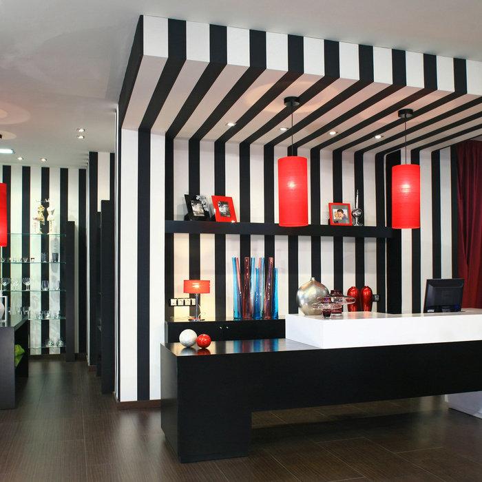 Reforma de una tienda de regalos y artículos de decoración en Pego. MANIL