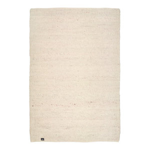 Classic Collection Merino Area Rug, White, 230x170 cm