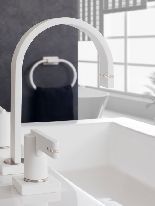 Rubinet Faucet and Shower Collection