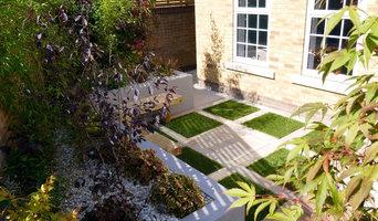 Elmfield Gardens - Contempary Low Maintenance Garden