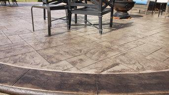 Decorative Concrete Patios