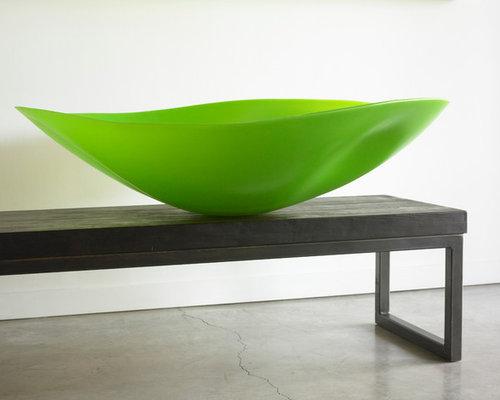 Elegant Martha Sturdy Flower Bowl Decorative Bowls With Decorative Bowls  For Coffee Table