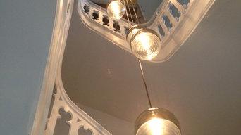 Installation lumineuse