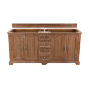 """Providence 72"""" Double Vanity, Without Top"""