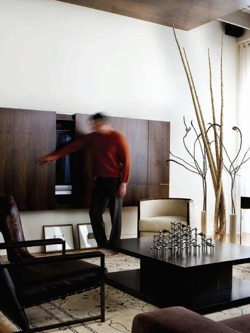 Contemporary home design photos decor ideas - Secret keys contemporary living room design ...