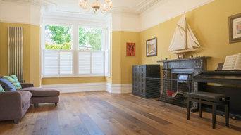 Selection of Original Timber floors