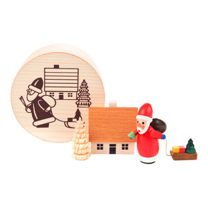 Dregeno Chip Box Nativity With Animals Contemporary Holiday Accents And Figurines By Alexander Taron