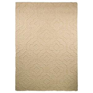 Moorish Marrakech Rug, Cream, 160x230 cm