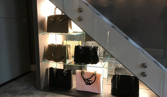 Handbag Display Unit