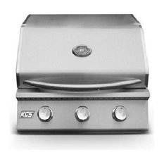 "Premier Series Stainless Steel 26"" Grill, Liquid Propane"