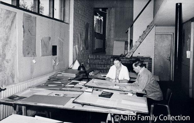 【東京】アイノとアルヴァ 二人のアアルト 建築・デザイン・生活革命  小さな暮らしを考える