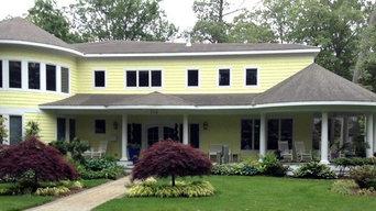 Home design. Henlopen Ave, Rehoboth, Delaware.