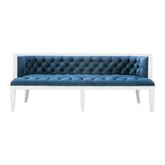 CEETS   Majorca Sofa, Blue   Sofas