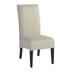 Addison Nailhead Upholstered Side Chair Set Of 2