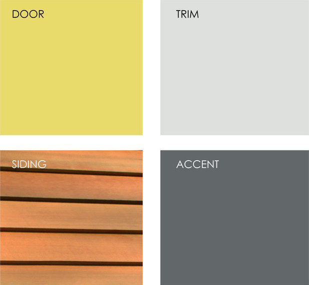 front and center color: when to paint your door yellow