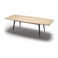 Naver - Table Point rectangulaire allongeable gm9920 - Table à manger