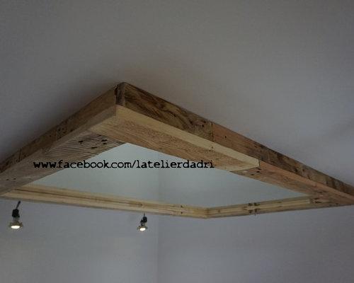 et pourquoi pas un miroir au plafond. Black Bedroom Furniture Sets. Home Design Ideas