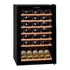 Dunavox 46 Bottle Freestanding Dual Zone Wine Cabinet