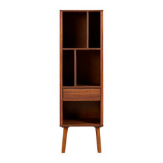 Versanora Edison Wooden Bookcase/Book Shelf Storage/Unit Display
