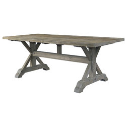 Transitional Dining Tables by Padma's Plantation