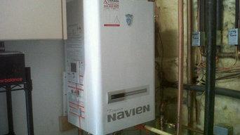 Residential Boiler Installs