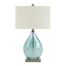 Aspire Home Accents Inc Julianne Gl Table Lamp Lamps
