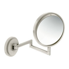 Moen YB0892 Arris Wall Mounted Bathroom Mirror, Brushed Nickel
