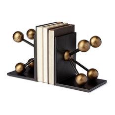Mercana Mogg Book Ends, Set of 2