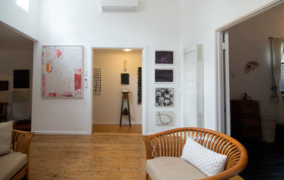My Houzz: A Worker's Cottage Embraces History and Efficiency