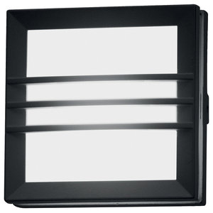 Mini Seine Outdoor Wall Light With 3 Bars
