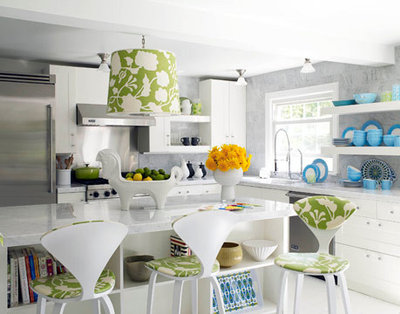 eclectic ideabook kitchen