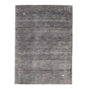 Loom Gabbeh Oriental Rug, India Hand-Knotted Modern, 200x140 cm
