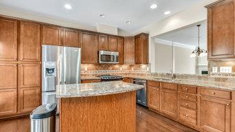 346 Ardmore Staging - Kitchen 1