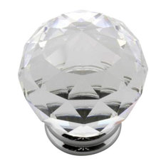richelieu hardware richelieu swarovski crystal knob crystal and chrome cabinet and drawer knobs