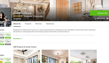 Here's What a Best of Houzz Badge Means on a Pro's Profile